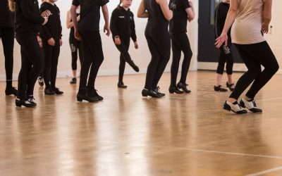 HALF – TERM TAP WORKSHOP WITH LAUREN GORE